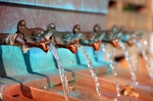 water helpt